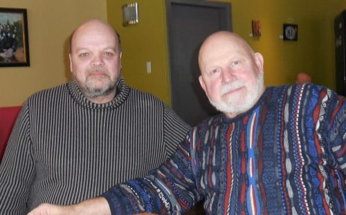 Peter-Anthony Togni and Peteris Vasks in Halifax - Feb 2014